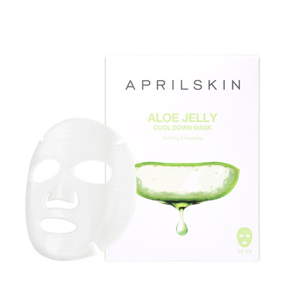 ALOE JELLY COOL DOWN MASK